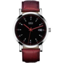 NO Monday 12 Windows系列設計師錶-紅/43mm