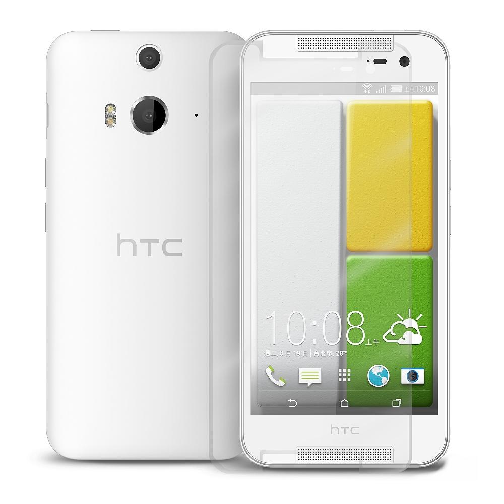 D&A HTC Butterfly 2專用日本頂級AF螢幕保護貼(鏡面防指紋)