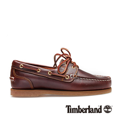 Timberland 經典帆船鞋 女款