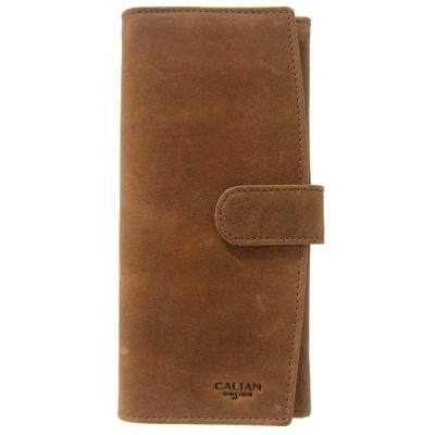 CALTAN - 女用 OL質感長夾 名片夾 鈔票夾 皮夾-ht1850
