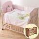 奇哥 比得兔中床+花園比得兔六件床組M-粉紅 product thumbnail 1
