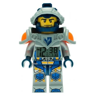 【 樂高積木 LEGO 】樂高鬧鐘 - 未來騎士克雷‧穆林頓