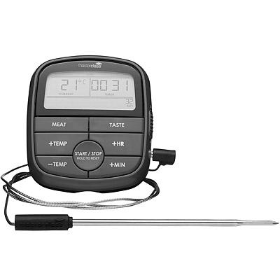 Master 磁吸探針計時溫度計