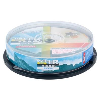 三菱 8X DVD+R DL  8.5GB 單面雙層 桶裝  (50片)