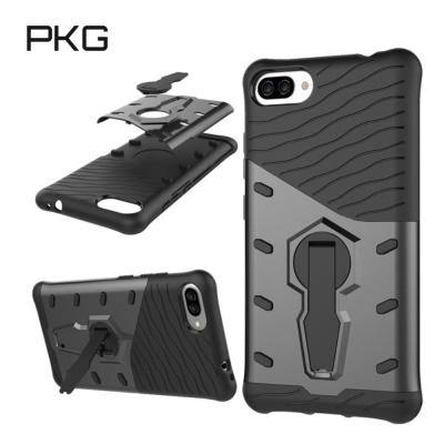 PKG ASUS Zenfone4 MAX ZC554KL 抗震防摔保護殼 戰甲