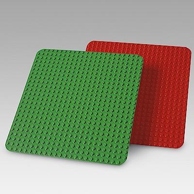 LEGO 樂高 得寶幼兒Education 大尺寸底板包 9071