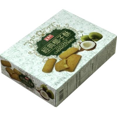 盛香珍 經典椰子酥 (195g)