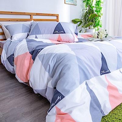 kokomos 扣扣馬 台灣製鎮瀾宮授權40支極致精梳棉雙人床包枕套三件組 維京傳說