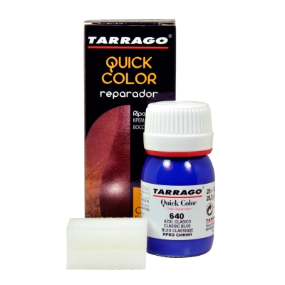 【TARRAGO塔洛革】皮革快速修補染劑 (藍色系列)
