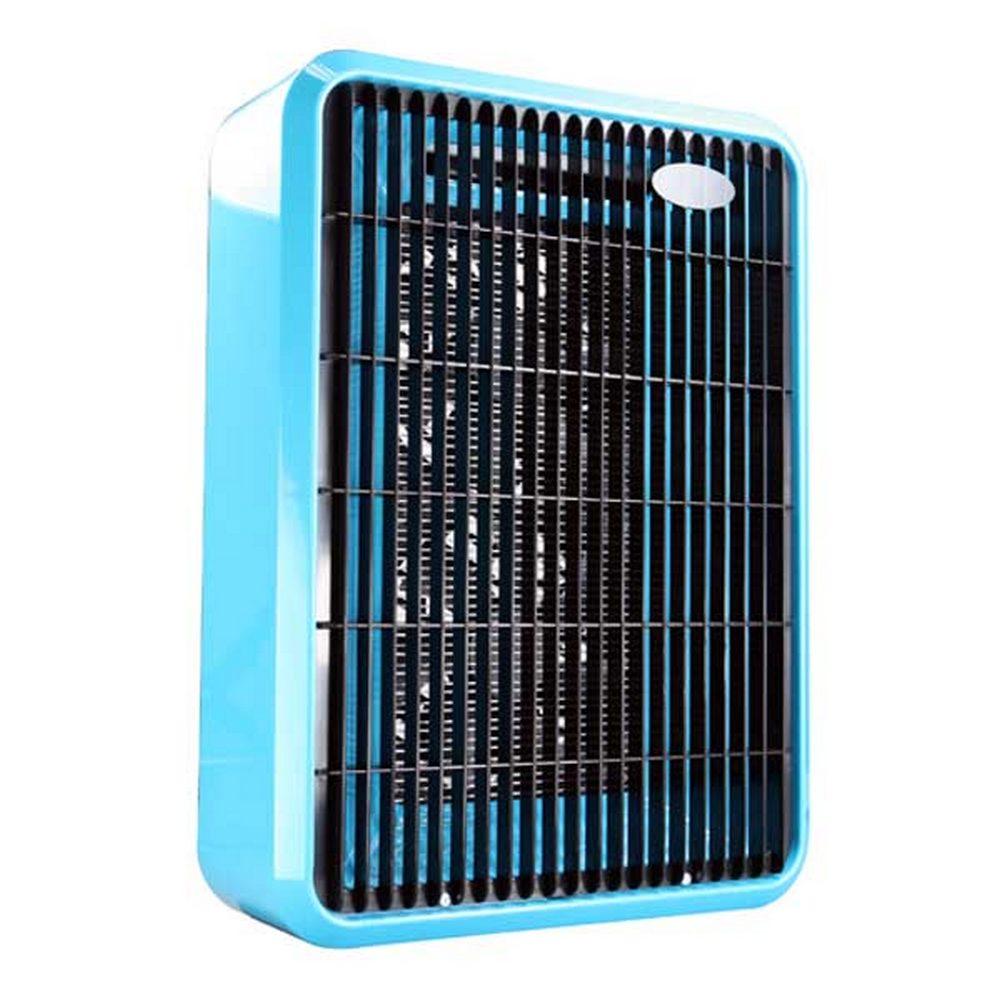 KINYO 吸入式+電網 二合一強效捕蚊燈(KL-122)