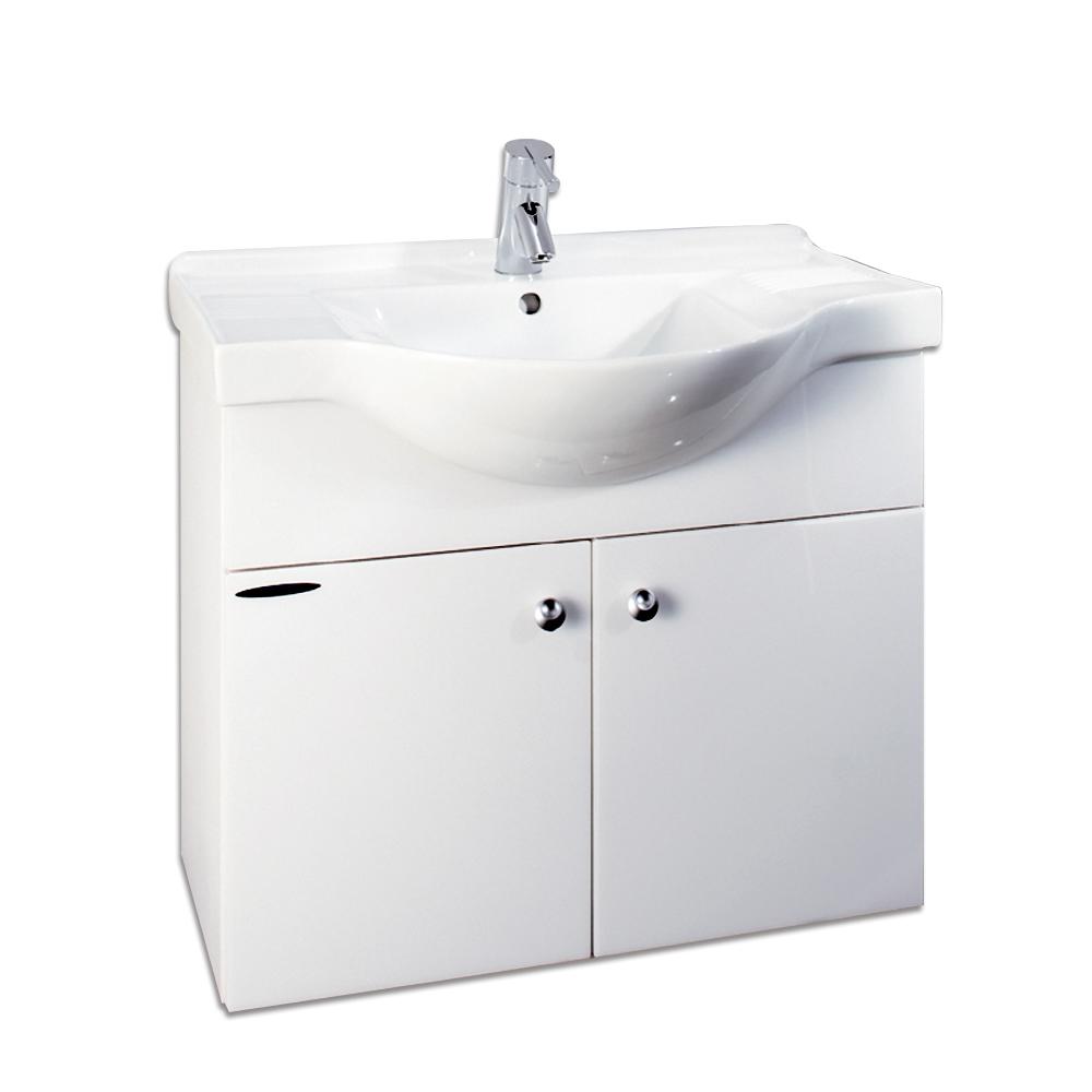 【HCG台灣和成】LCS4177-510臉盆浴櫃(含水龍頭)