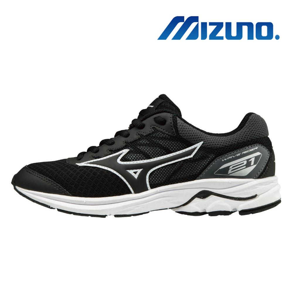 Mizuno美津濃WAVE RIDER 21 Jr大童鞋K1GC182510