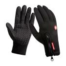 可觸控防滑保暖手套-升級版 防風 防潑水 止滑 螢幕觸控手套-急速配
