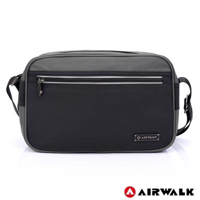 AIRWALK -菁英主義萬用側背包-灰色