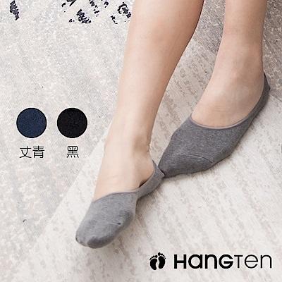 【HANG TEN】經典款隱形襪4雙入組_女(HT-A11007)_3色隨機出貨