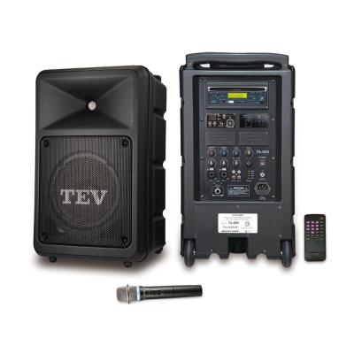 TEV 藍芽/CD/USB/SD單頻無線擴音機 TA680B-1