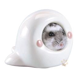 Marukan 倉鼠之家角色扮演系列(小白鯨)MR-990