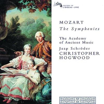 莫札特:交響曲全集(19CD)