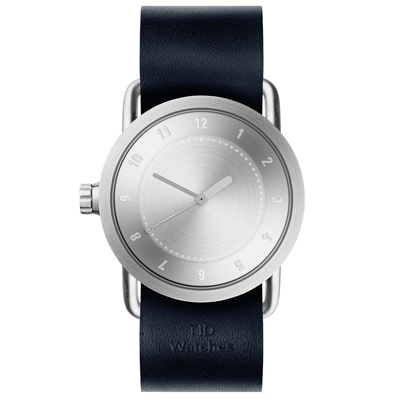 TID Watches No.1 Steel-TID-N1-36-NVW/36mm