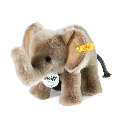 STEIFF德國金耳釦泰迪熊 - Trampili Elephant 大象 (動物王國)