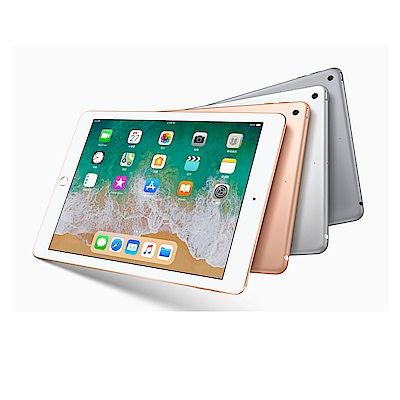 Apple 2018 iPad 9.7吋 Wi-Fi 128GB-金色系