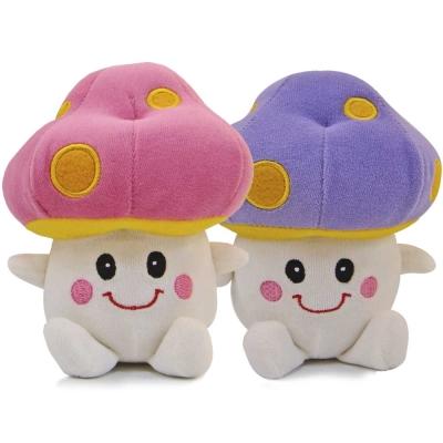 寵物發聲玩伴毛公仔-蘑菇精靈、2款可選