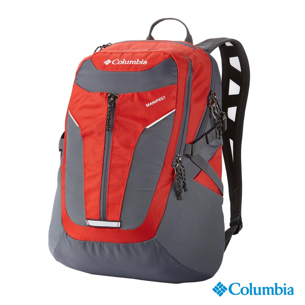 【美國Columbia哥倫比亞】28公升後背包-紅色(UUU90610RD)