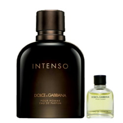 Dolce & Gabbana紳士馥郁版男性淡香精 125ml 搭贈隨機 4ml 以上小香