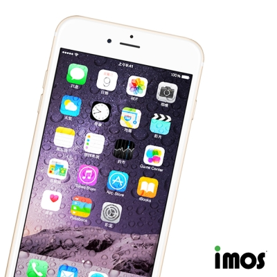 iMos 3SAS iphone 6 plus / 6s plus 抗潑水疏油效...