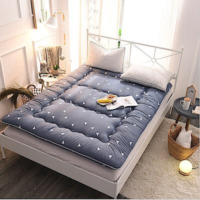 FL生活+ 超軟Q加長加厚8公分日式床墊-蔚藍海岸