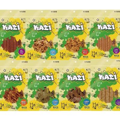 台灣卡滋 KAZI 狗零食 4包組