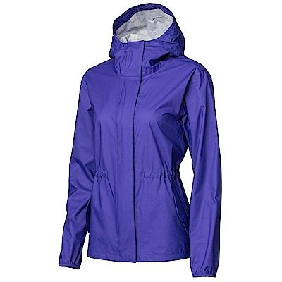 【HAKERS】女-2.5L時尚休旅外套-紫色