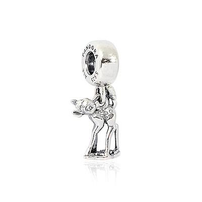 Pandora 潘朵拉 迪士尼系列小鹿斑比 垂墜純銀墜飾 串珠