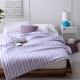 Cozy inn 生活-藍-300織精梳棉-涼被(5X6尺) product thumbnail 1