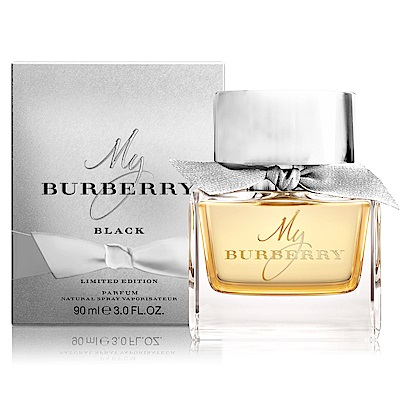 BURBERRY MY BURBERRY BLACK節慶版淡香精90ml