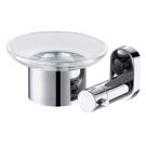 Homeicon 衛浴配件-亮面不鏽鋼皂盤架