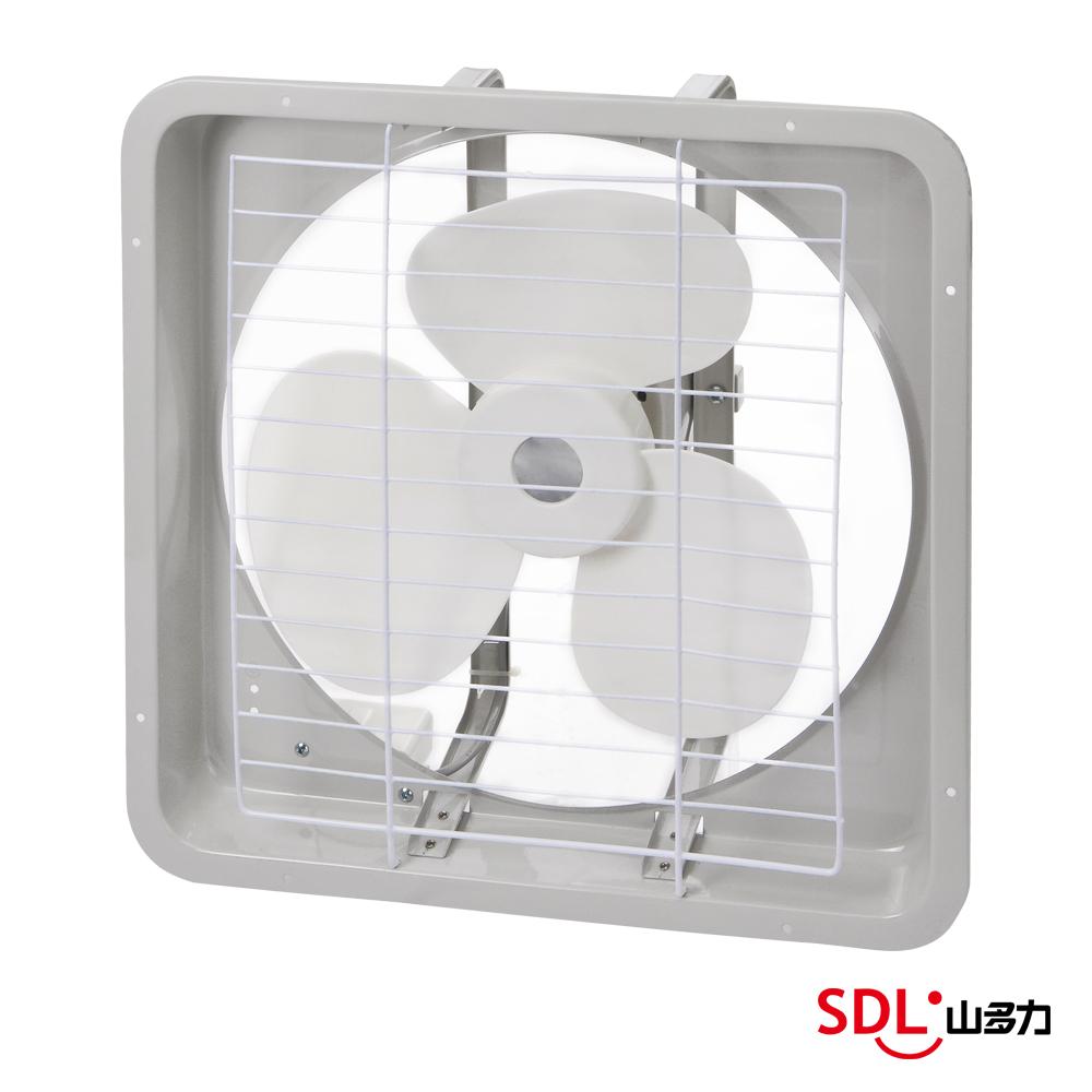 山多力16吋排吸通風扇 SL-2116