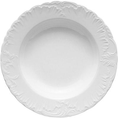 EXCELSA Elisa白瓷濃湯碗(22.5cm)