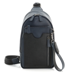 PLAYBOY- 單肩背包 Luxy系列-品味湛藍