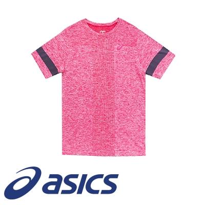 ASICS-男女兼用短袖運動T恤-133130-6