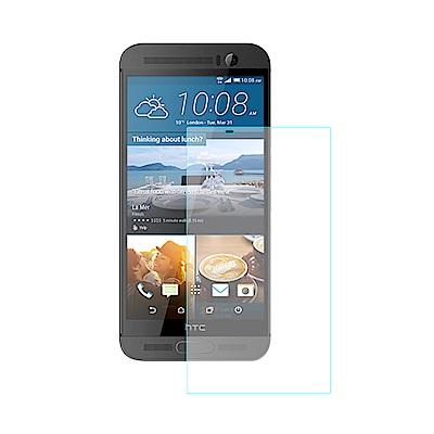【SHOWHAN】HTC M9 PLUS 9H鋼化玻璃貼 疏水疏油高清抗指紋
