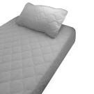 bedtime story 黑絲絨竹炭纖維保潔墊(一般雙人平單式)