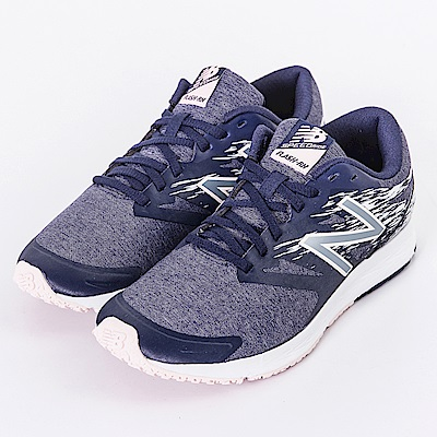 New Balance-女慢跑鞋WFLSHRN1-深藍