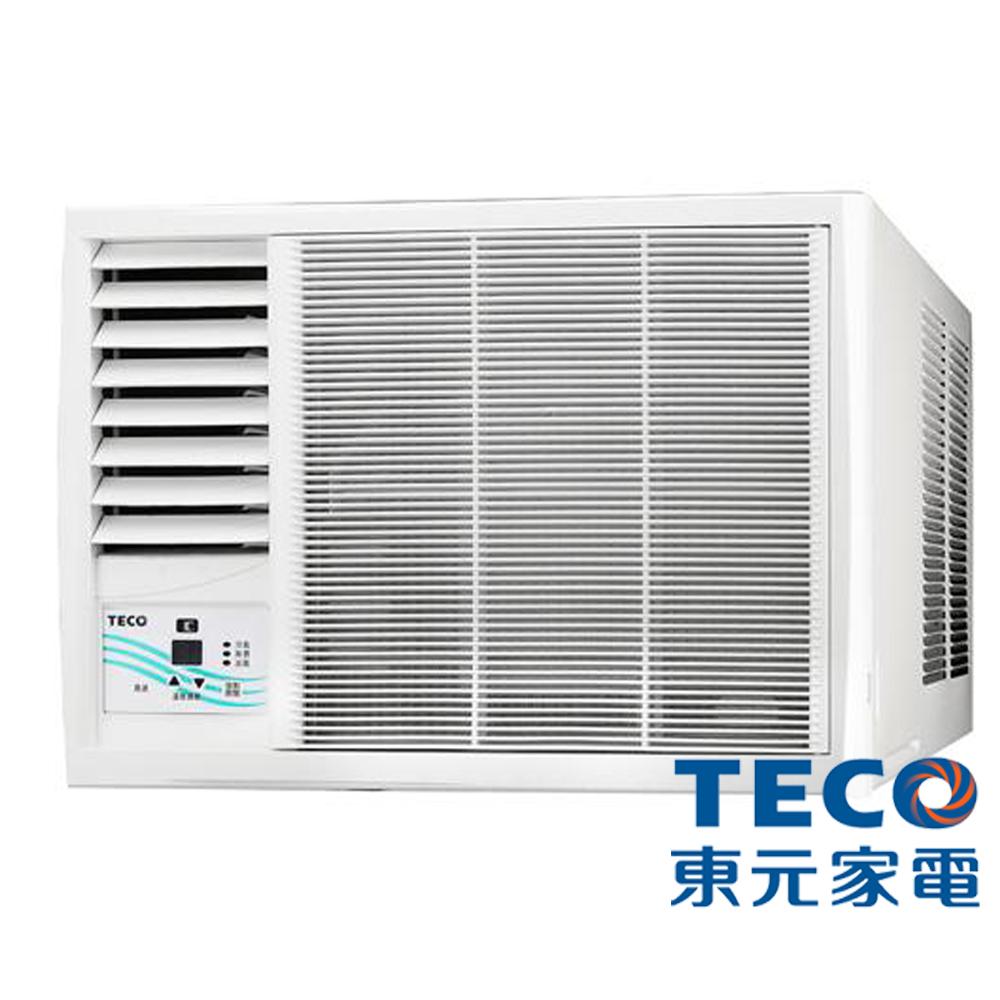 TECO東元4-5坪 高能效窗型冷氣 左吹式MW20FL1