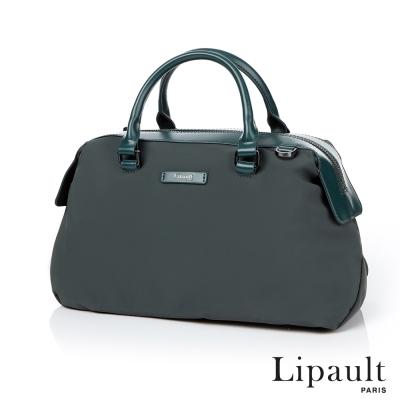 法國時尚Lipault 輕量保齡球包M(森林綠)