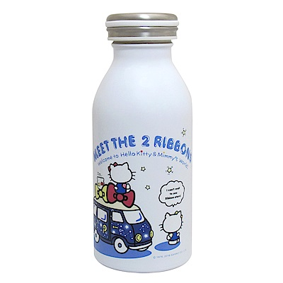 Hello Kitty Action真空保溫瓶350ml