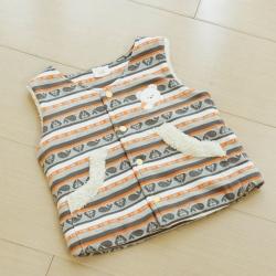 GMP BABY 寶寶 鋪棉背心