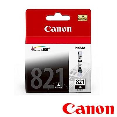 Canon CLI-821BK  原廠相片黑墨水匣