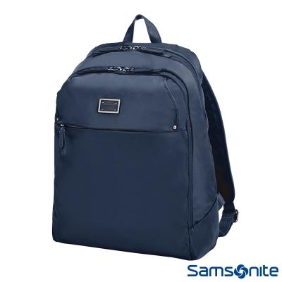 Samsonite新秀麗 City Air經典時尚後背包(深藍)