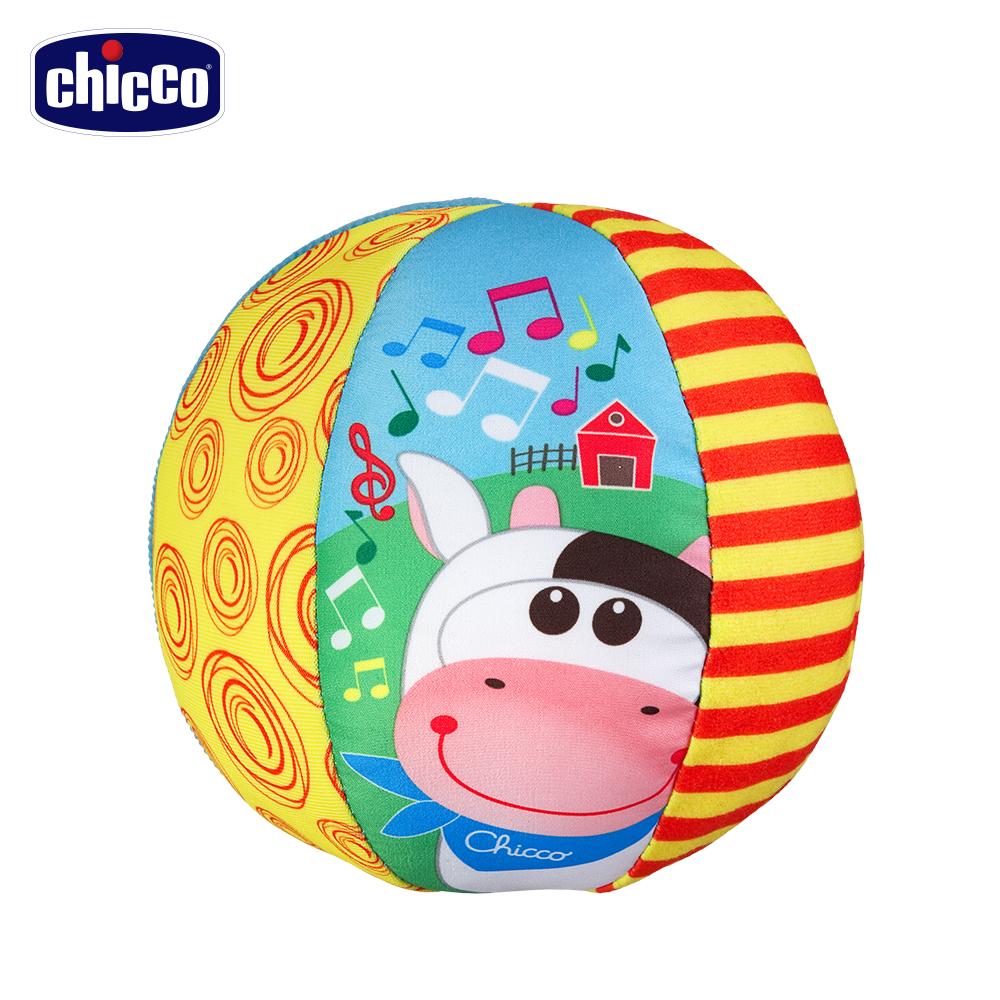 chicco歡樂農場音樂球